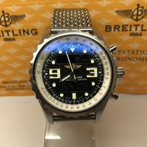 Breitling UNUSED CHRONOSPACE A78365 WATCH WITH BOX & PAPERS