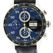 TAG Heuer Carrera Chronograph Stainless Steel