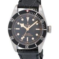 Tudor Heritage Black Bay Automatic Men's Watch – 79230N