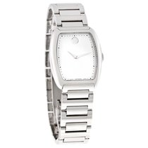 Movado Concerto Ladies MOP Dial Swiss Quartz Watch 0606547