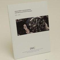 IWC Aquatimer Chronograph Edition Galapagos