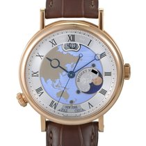 Breguet Classique Hora Mundi Asia and Oceania Mens Watch...
