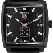 TAG Heuer New Collection MONACO Calibre 6 37mm, full set: box...