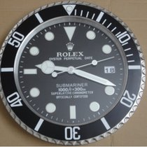 Rolex Wall clock submariner and other modell , 40cm , swiss...