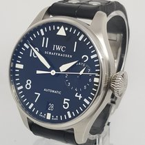 IWC Big Pilots 7 Day 46mm Automatic Stainless Steel Mens Watch