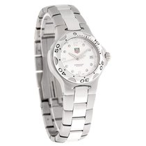 TAG Heuer Kirium Ladies Stainless Steel Quartz Watch WL1314.BA...