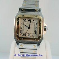 Cartier Santos Men's Pre-owned W20011C4