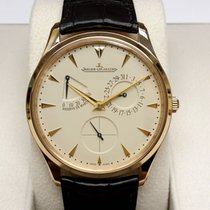 Jaeger-LeCoultre Master Ultra Thin Reserve de Marche 18K Pink...