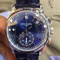 Patek Philippe 5905P Annual Calendar Blue Dial