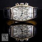Franck Muller Casablanca 5850 Chronograph White Gold