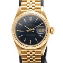 Rolex Datejust 79178 Dark Blue Dial