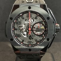 Hublot Big Bang Ferrari All Ceramic 45mm Chronograph