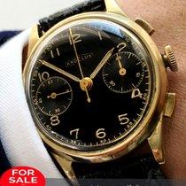 Angelus Amazing Angelus Chronograph with black dial