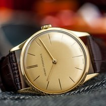 Girard Perregaux 18k Gold Manual Vintage