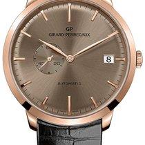 Girard Perregaux 1966 Small Seconds Date 49543-52-b31-bk6a