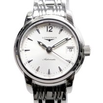 Longines Saint Imier Stainless Steel White Automatic L2.263.4....