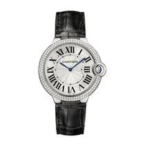 Cartier Ballon Bleu Electro Mechanic Mens Watch Ref WE902056