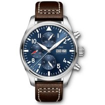 IWC Pilots Midnight Blue Dial Automatic 43mm IW377714