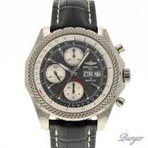 Breitling Bentley GT White Gold