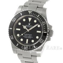 勞力士 (Rolex) Submariner No Date Ceramic Bezel Steel 40MM...