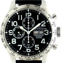 Zeno-Watch Basel OS Tachymeter Pilot Chrono Day-Date