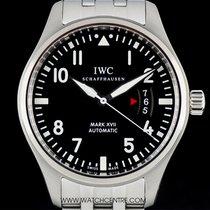 IWC S/S Unworn Mark XVII Dial Fliegeruhr Pilots B&P IW326504