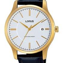 Lorus RS966BX9 goldene Herrenuhr 50M 40mm