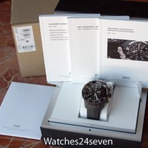 IWC Aquatimer Galapagos Chronograph Limited Production Model...