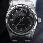Rolex Oyster Precision 6466 Manual Wind Boy Size Stainless...