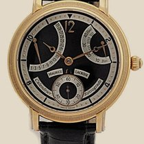 Maurice Lacroix 29 Masterpiece Retrograde Indications