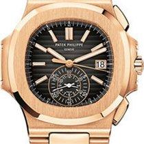 Patek Philippe Nautilus Mens Rose Gold 5980/1R-001