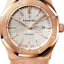 Audemars Piguet Royal Oak Self Winding 41mm - Pink Gold...