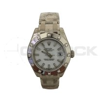 Rolex Datejust Pearlmaster White Gold 18k 29mm 80319