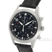 IWC Classic Pilot Chronograph Automatic Stainless Steel 42MM