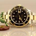 Rolex Submariner Date 16613 Stahl Gold - tolle Facette ...