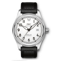 IWC Pilot's Watch Mark XVIII 18 - Steel - VAT INC. 22% - NEW