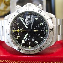 Fortis Cosmonauts Chronograph Automatic Ref; 605.22142 Lemania...