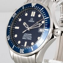 Omega Seamaster Professional Automatik Stahl an Stahlband