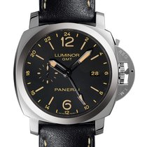 Panerai PAM00531 Luminor 1950 3 Days GMT PAM 531 Complete NEW