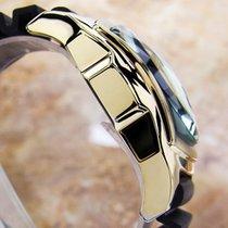 Invicta Lupah Swiss Rare Gold Plate Stainless Steel Quartz...