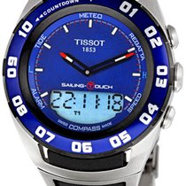 Tissot Sailing Touch Chronograph Mens Watch T0564202104100