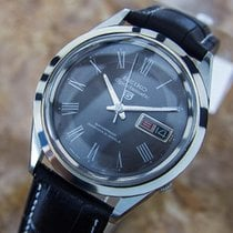 Seiko Very Rare Seiko 5 Jumbo Sportsmatic Made in Japan...