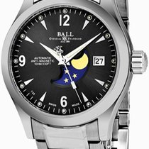 Ball Ohio Moonphase NM2082C-SJ-BK