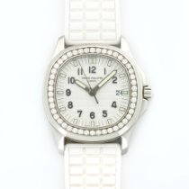 Patek Philippe Ladies  Aquanaut Diamond Watch Ref. 5067A