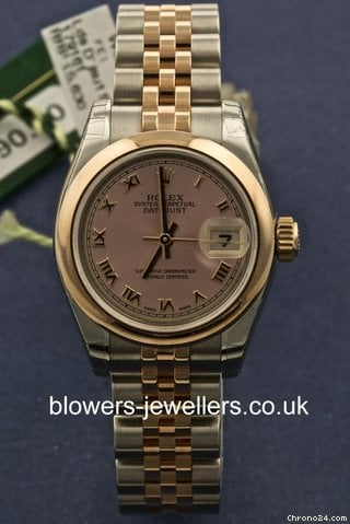 Rolex Oyster Perpetual Lady-Datejust 179161