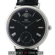 IWC Portofino Collection Portofino Manual Wind Moonphase 46mm...