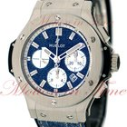 Hublot Big Bang 44mm Jeans, Blue Fabric Dial, Limited Edition...