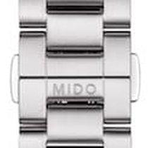 Mido Multifort Edelstahlband 22 mm M605012158