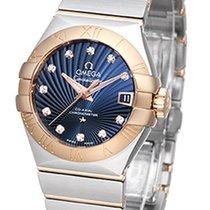 Omega Constellation Brushed Quarz Chronometer