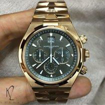 Vacheron Constantin Overseas Chronograph Full Rose Gold